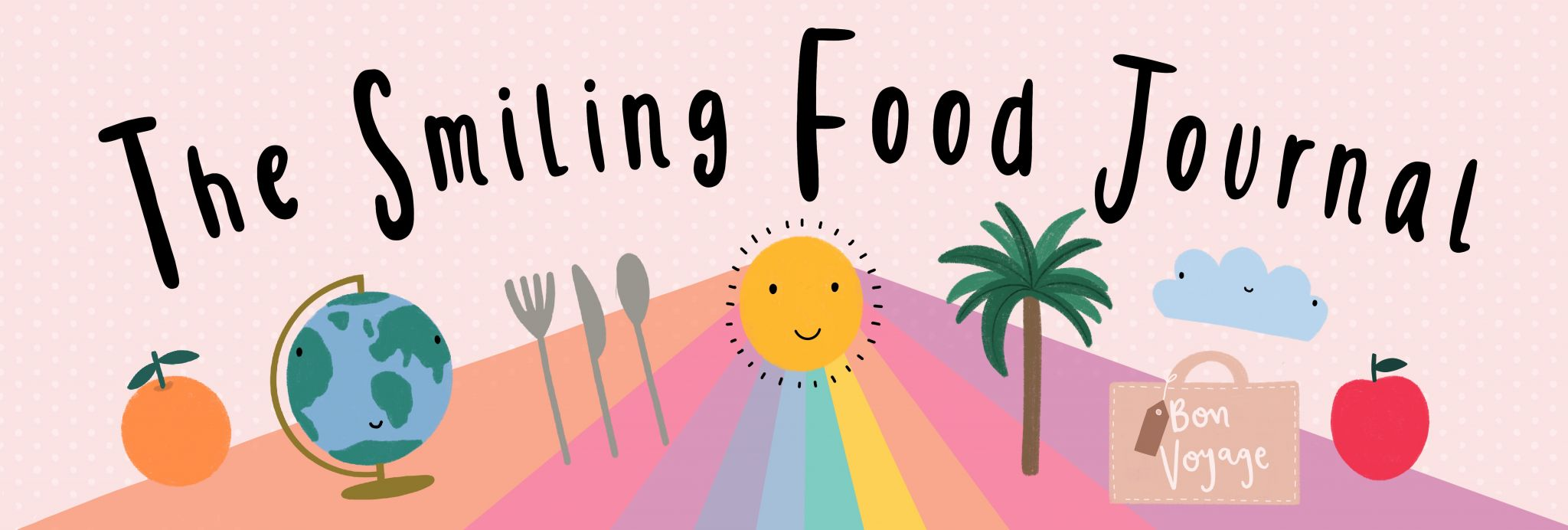 The Smiling Food Journal