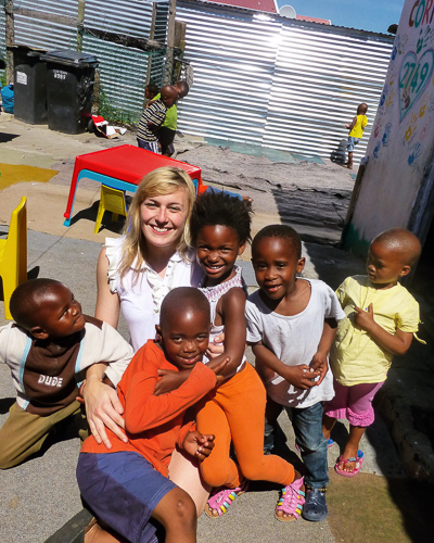 Solo Travel: A volunteer project in Cape Town, South Africa